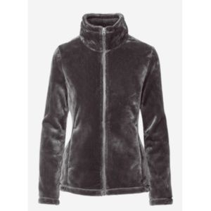 32 Degrees Jackets & Coats - 32 Degrees Heat Women Plush Faux Fur Full Zip Mock